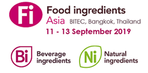 Food Ingredients Asia (Fi Asia), Bangkok 2019